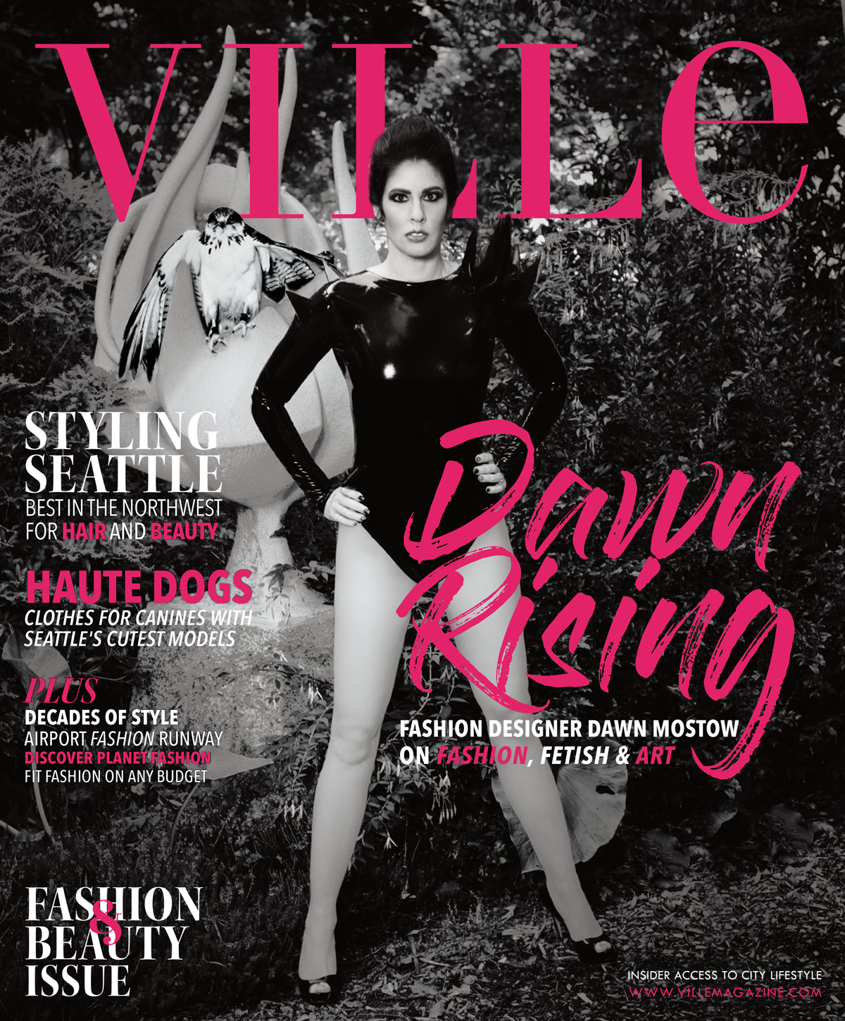 2017 Ville Magazine Fall Fashion Issue