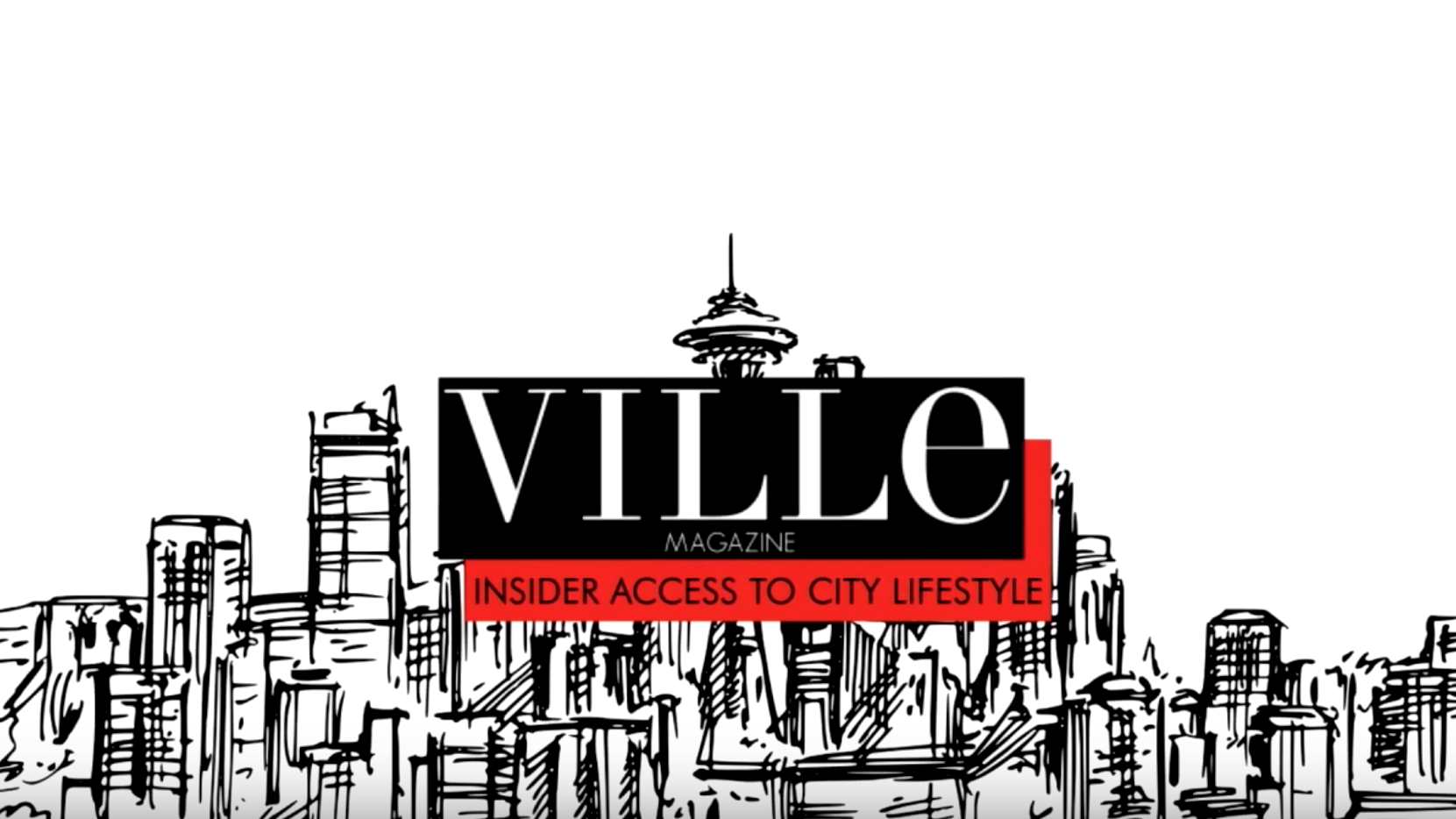 Ville Magazine Promotional Video 2016