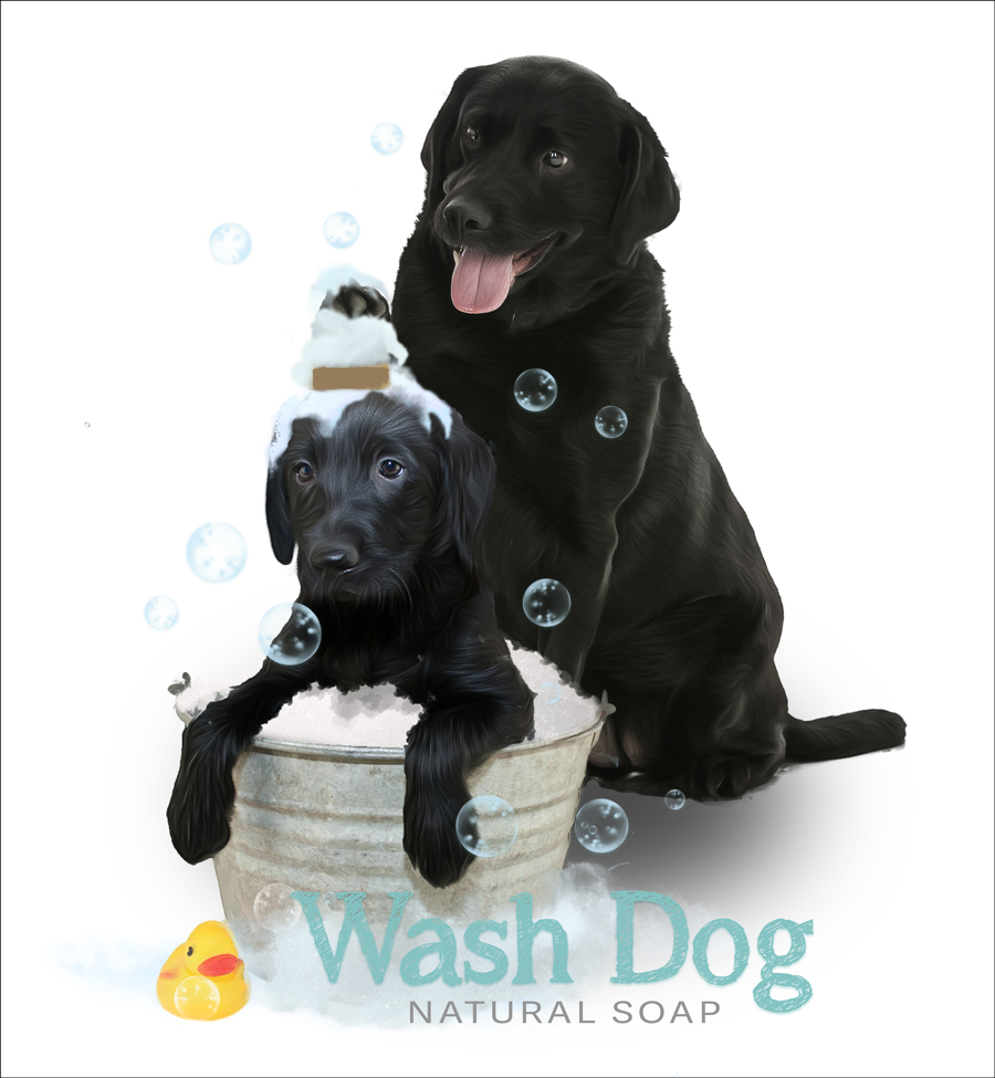 Washdog Natural Soap